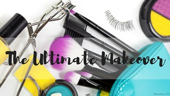 The ultimate makeover is beat from the inside out