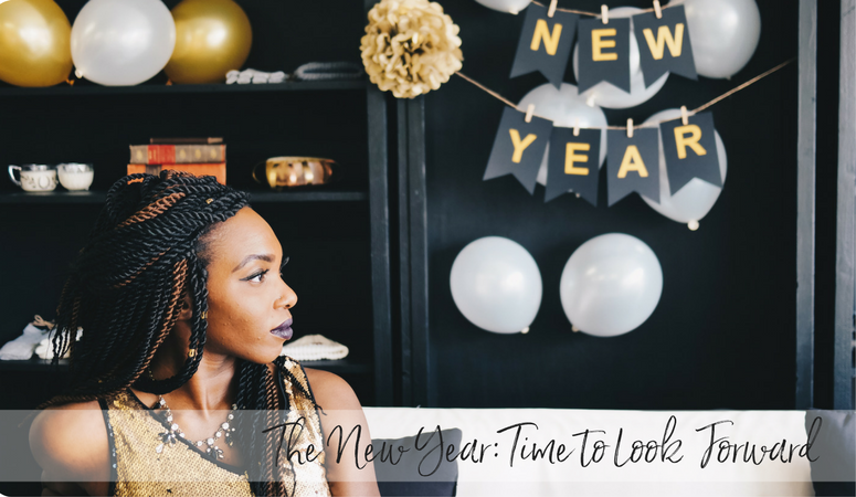 The New Year: Time to look forward